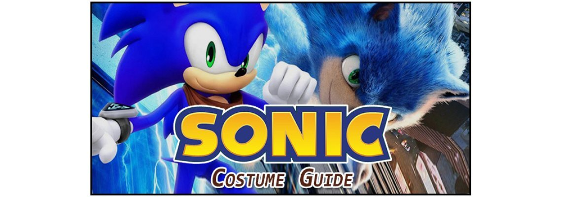 A Complete Sonic Costume Guide