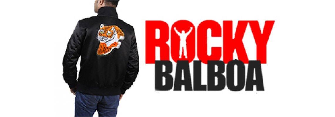 Rocky Balboa Jacket
