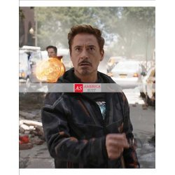 Avengers Infinity War Robert Downey Jr Hoodie