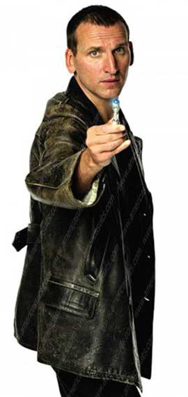 9th doctor costume