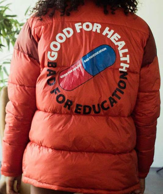 Akira Puffer Jacket