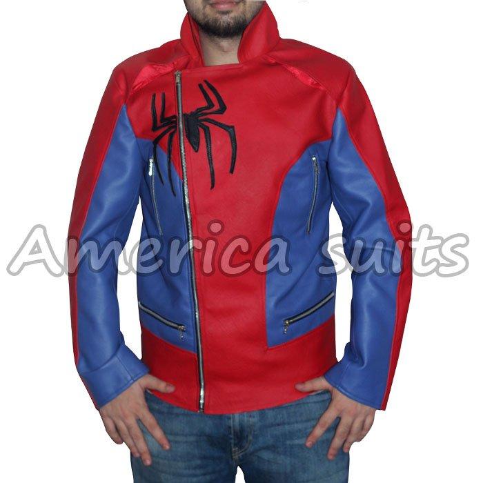 amazing-spider-man-leather-jacket