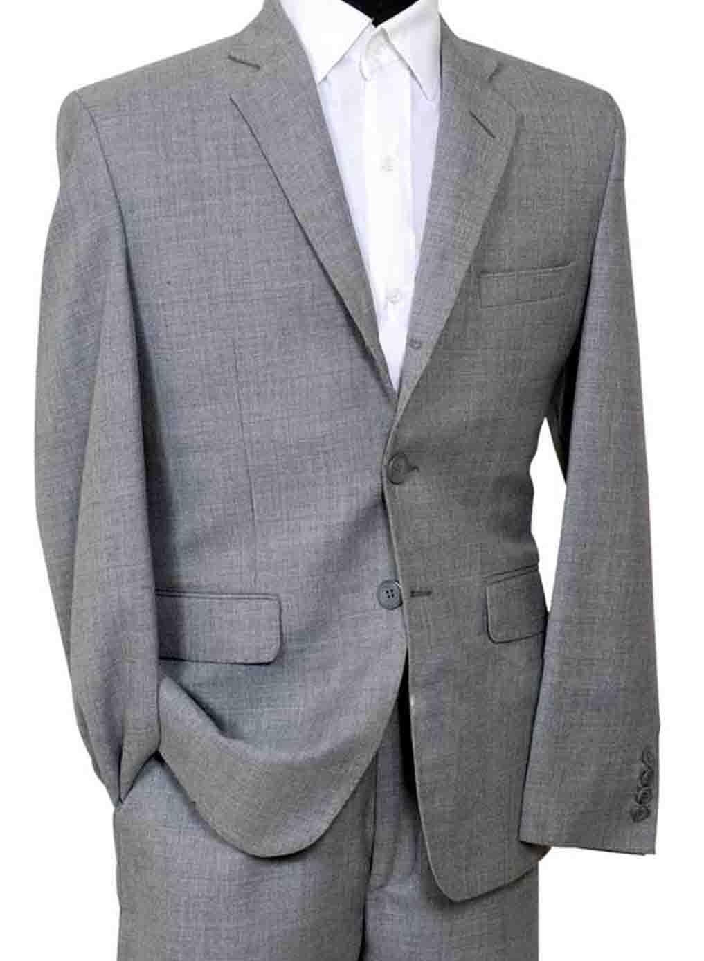 Skyfall Grey Suit