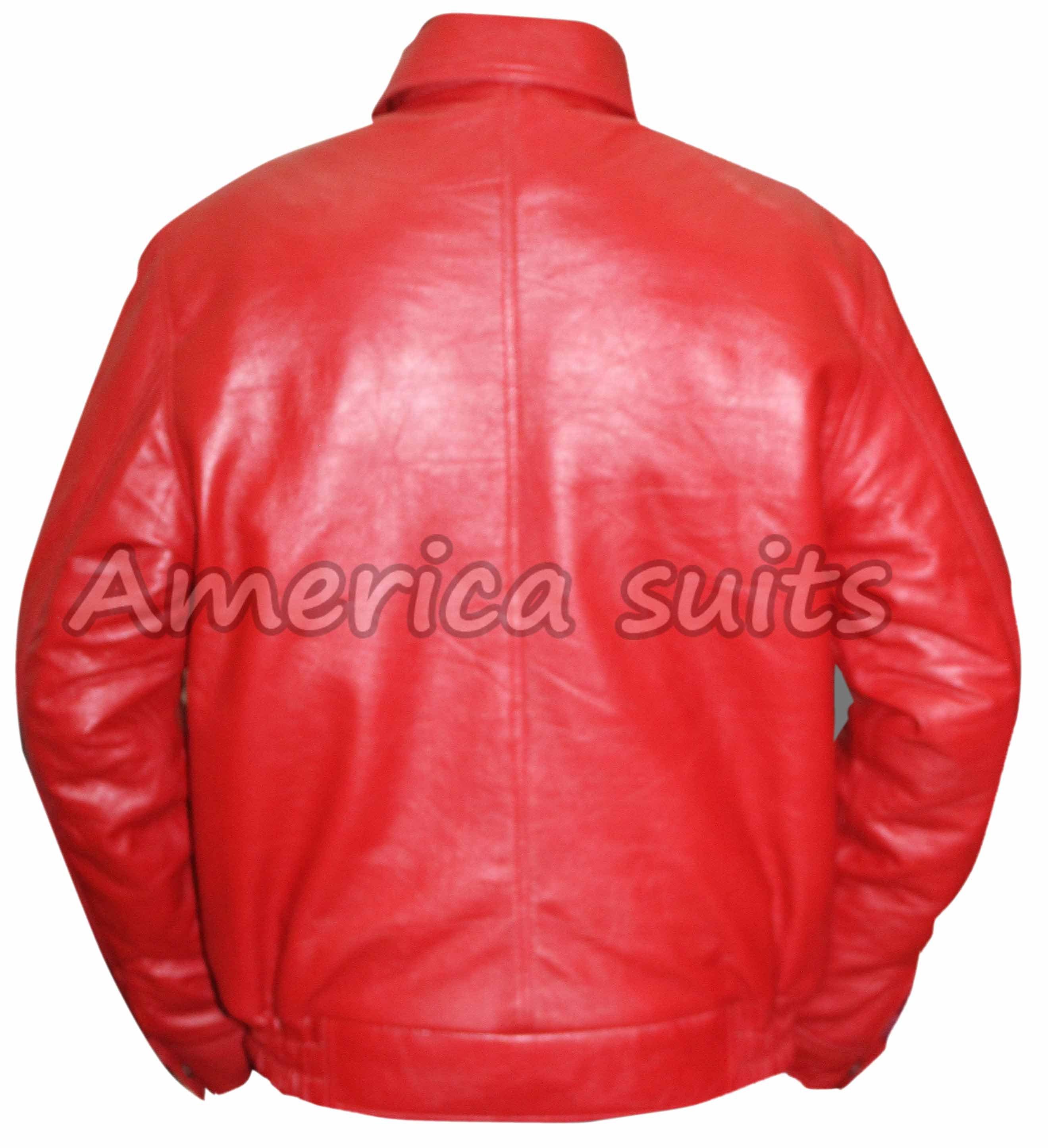 James Dean Leather Jacket