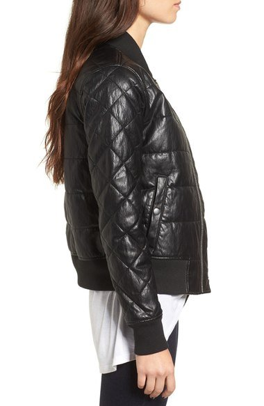 Quilted_Faux_Leather_Bomber