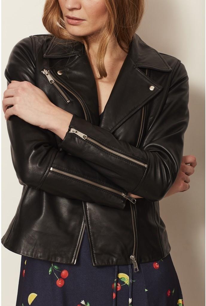 Jennifer Lawrence Asymmetricaled Sparrow Jacket