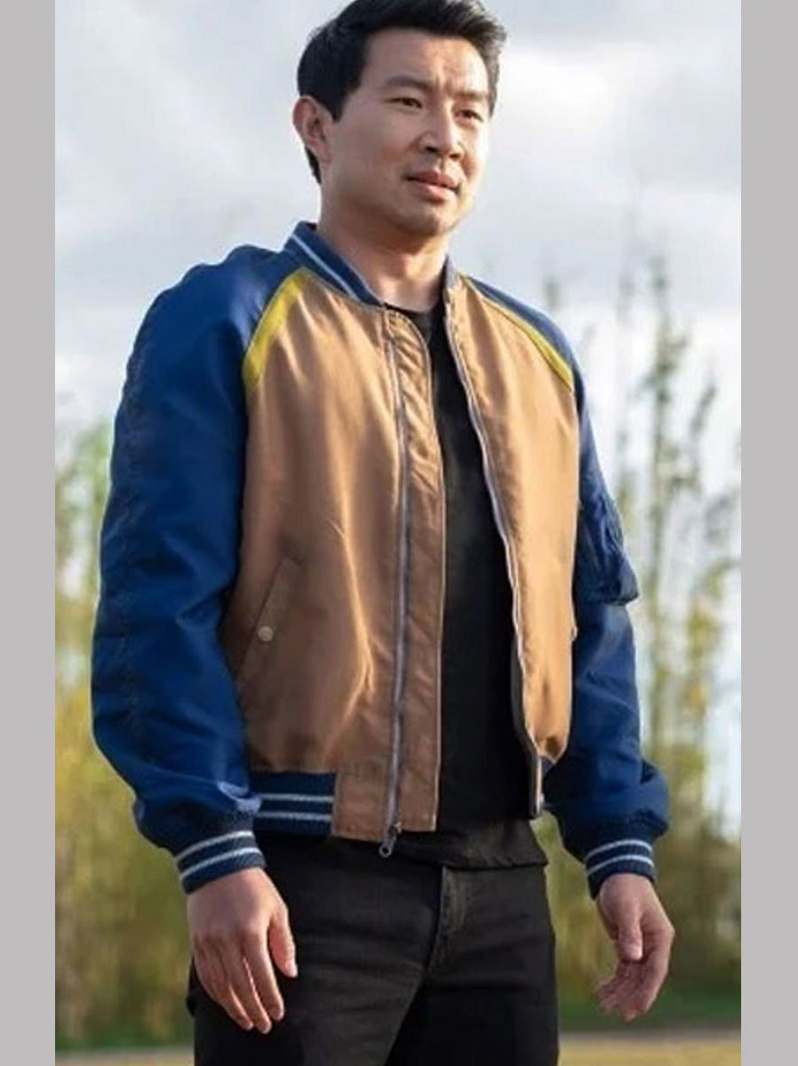 Shang-Chi and the Legend of the Ten Rings 2021 Shang-Chi Bomber Jacket