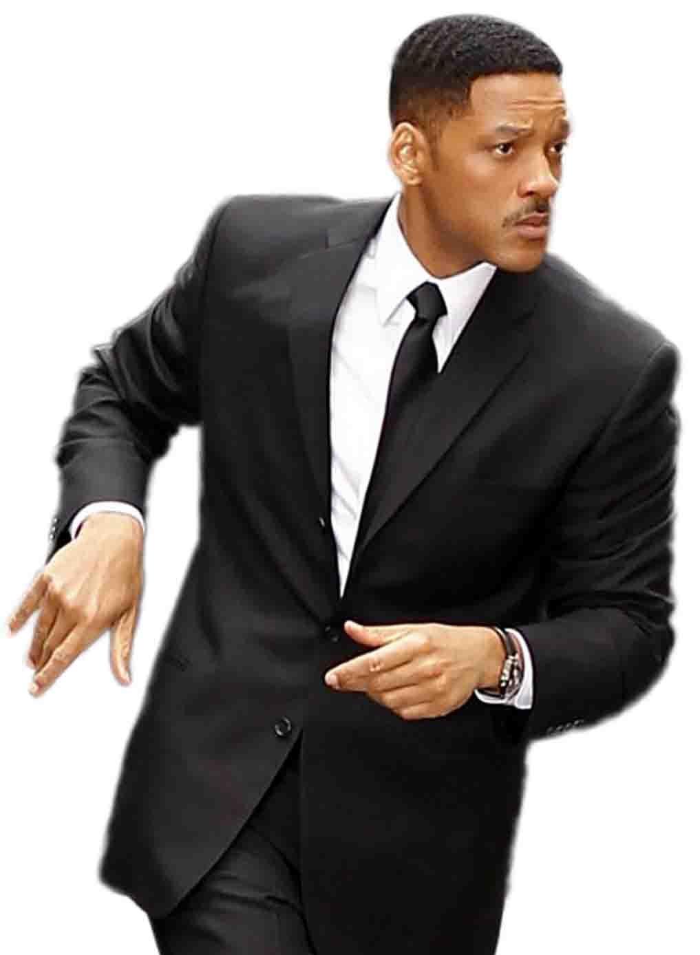 Will Smith Men in Black Suit 01