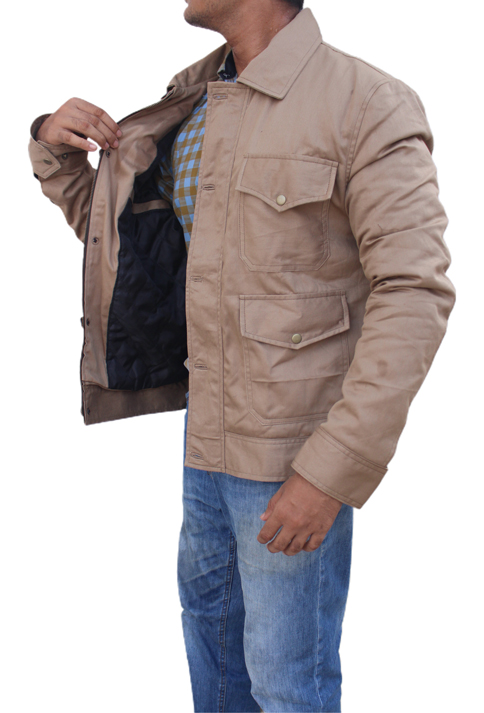 John Dutton Season 2 Brown Jacket
