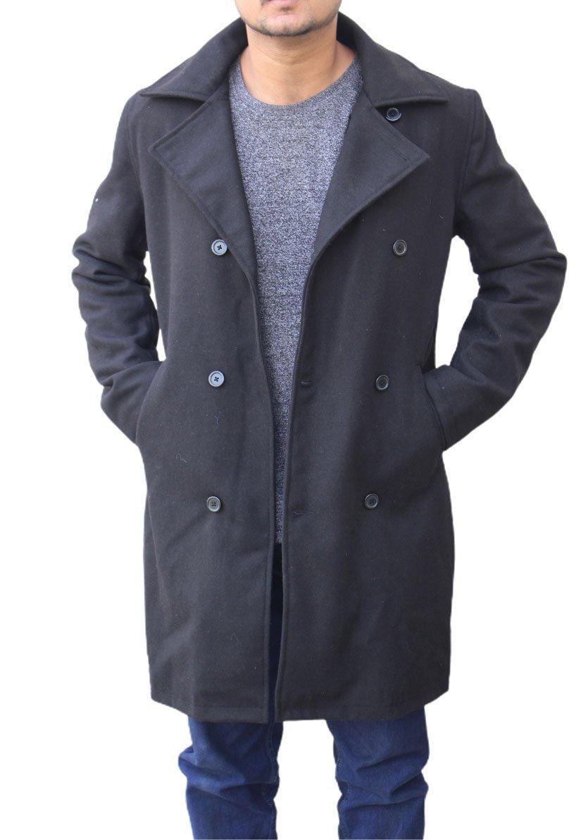 Yellowstone Ryan Pea Coat