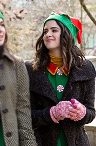 CInderella-Story-Christmas-Wish-Laura-Marano-Coat
