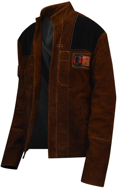 Han solo A Star wars Story  Jacket
