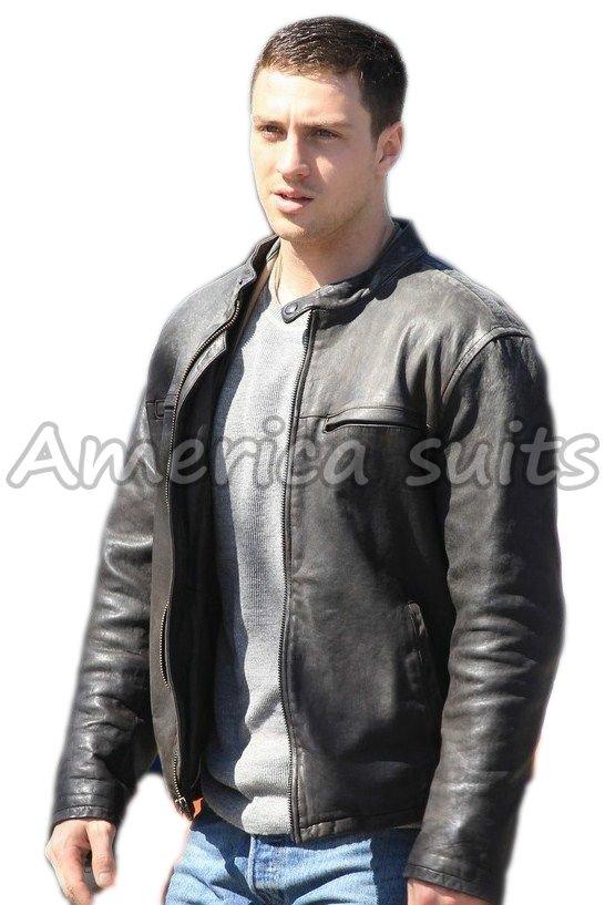 Aaron Taylor Johnson Godzilla jacket