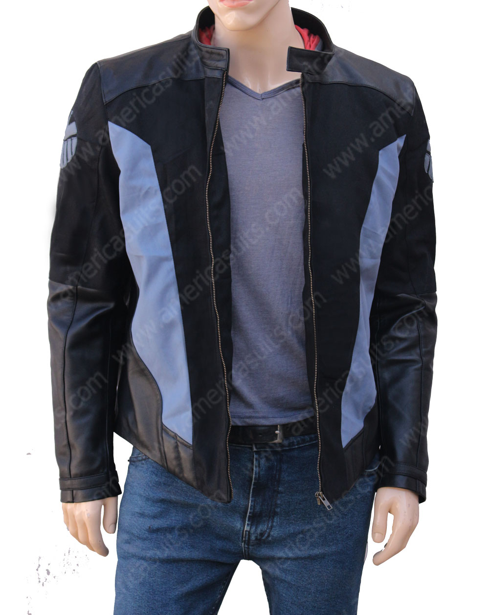 Mike Peterson  jacket