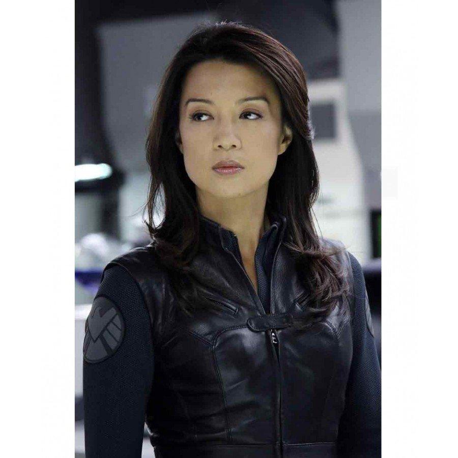 Melinda May Agents Of Shield Vest