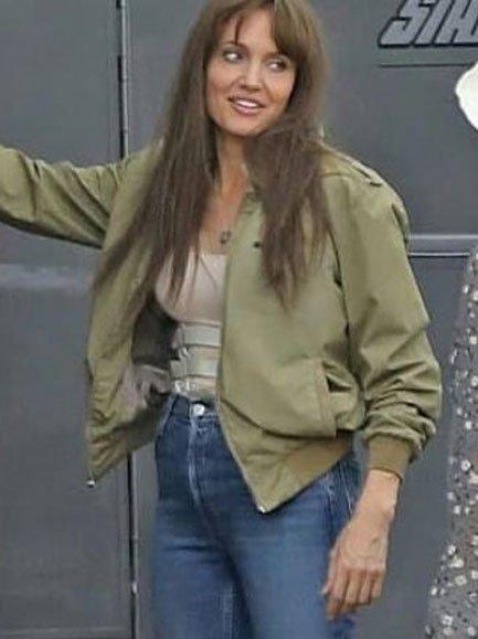 Angelina Jolie Those Who Wish Me Dead Jacket