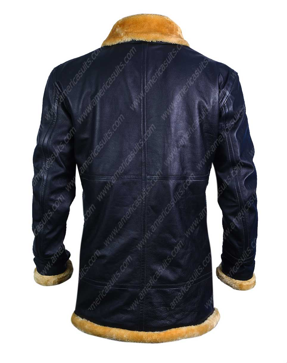 a2 Flight Pilot Shearling Jacket