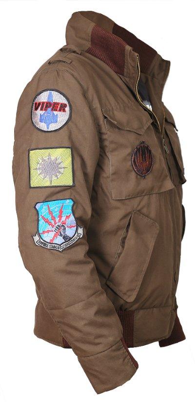 Battlestar Galactica Coat