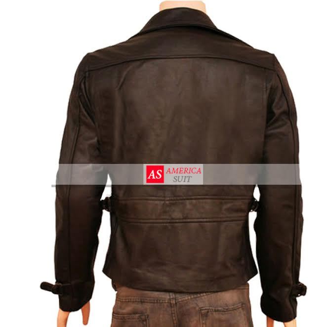 Chris Evan Brown Jacket