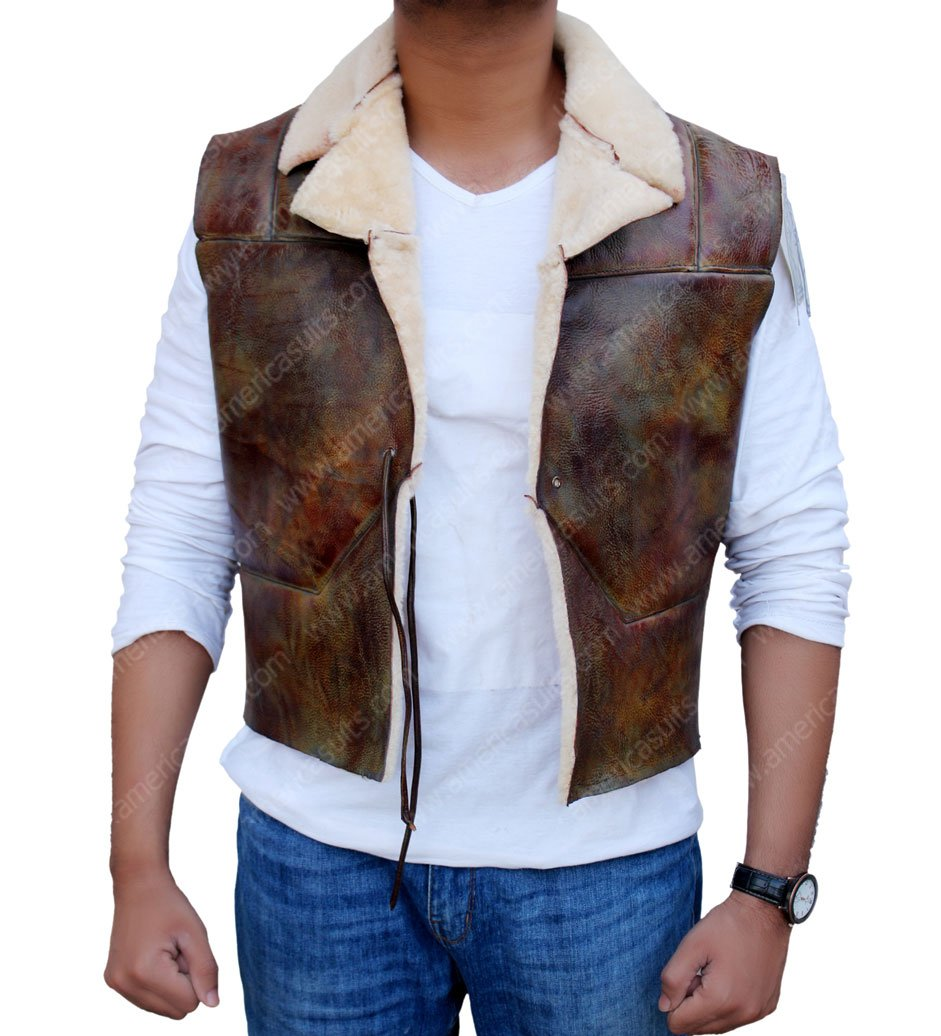 Man With No Name Clint Eastwood Vest