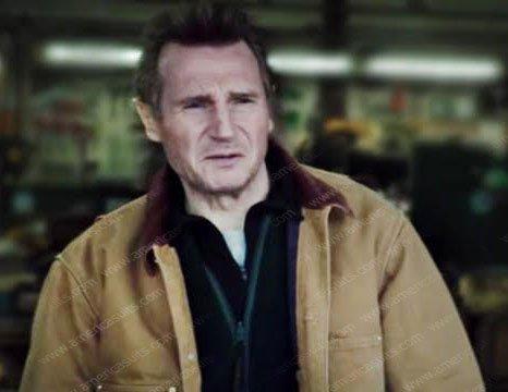 Cold Pursuit Liam Neeson Jacket