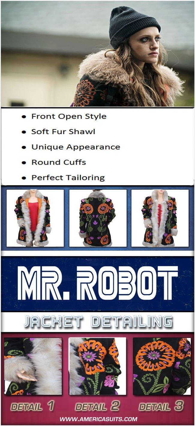 Mr Robot Coat
