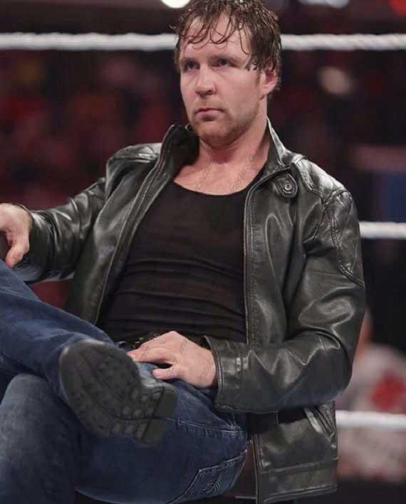 WWE-Dean-Ambrose-Black-Jacket-(1)