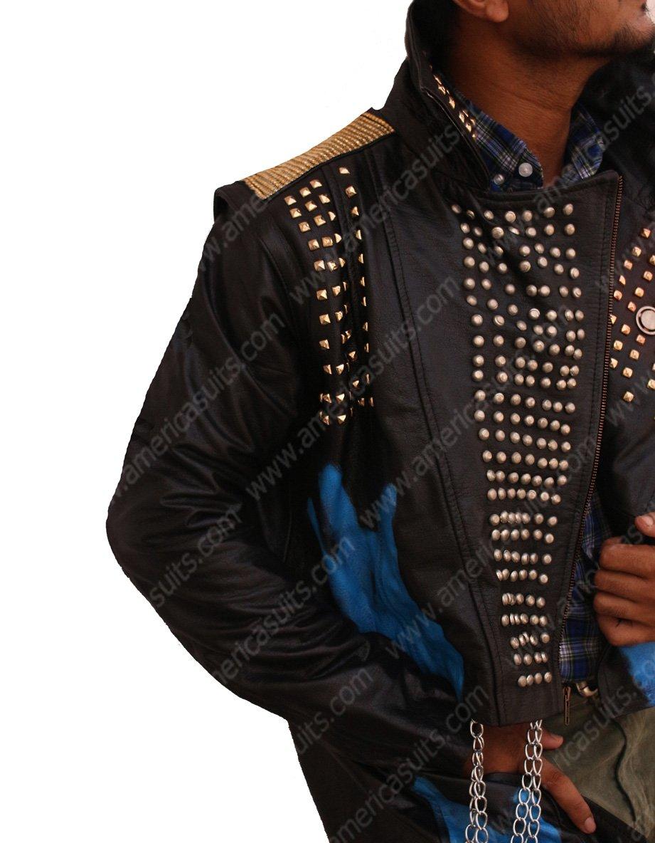 Cheyenne Jackson Descendants 3 Jacket