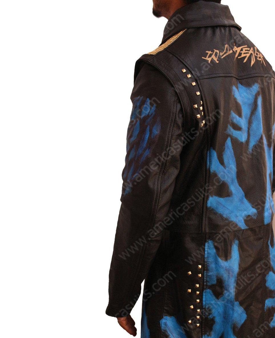 Hades Leather Jacket