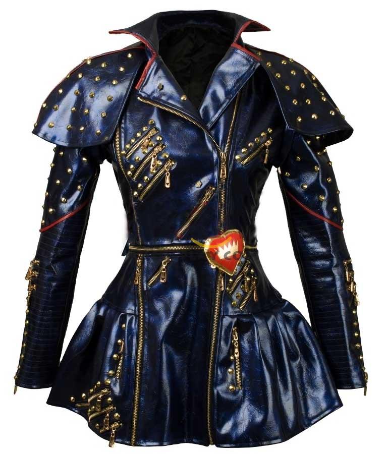 Descendants-2-Evie-leather-jacket