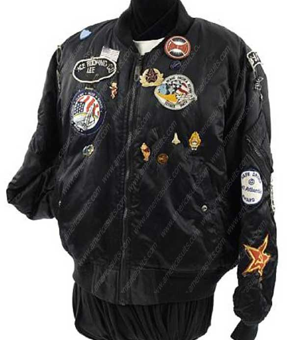 Sophie Aldred Ace Patches jacket
