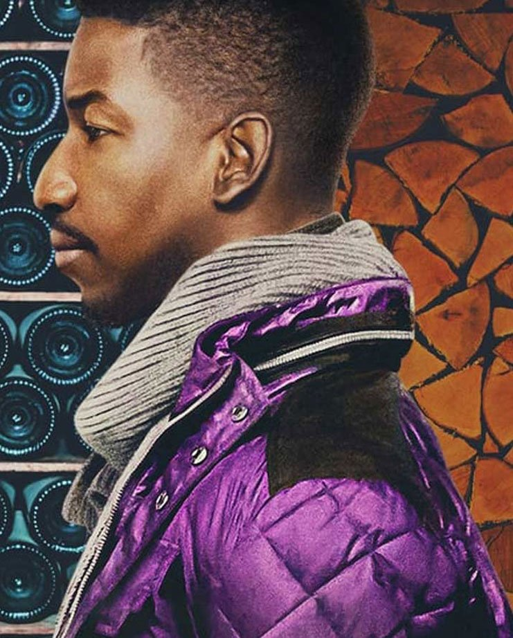 Elijah-Uncorked-Mamoudou-Athie-Purple-Jacket