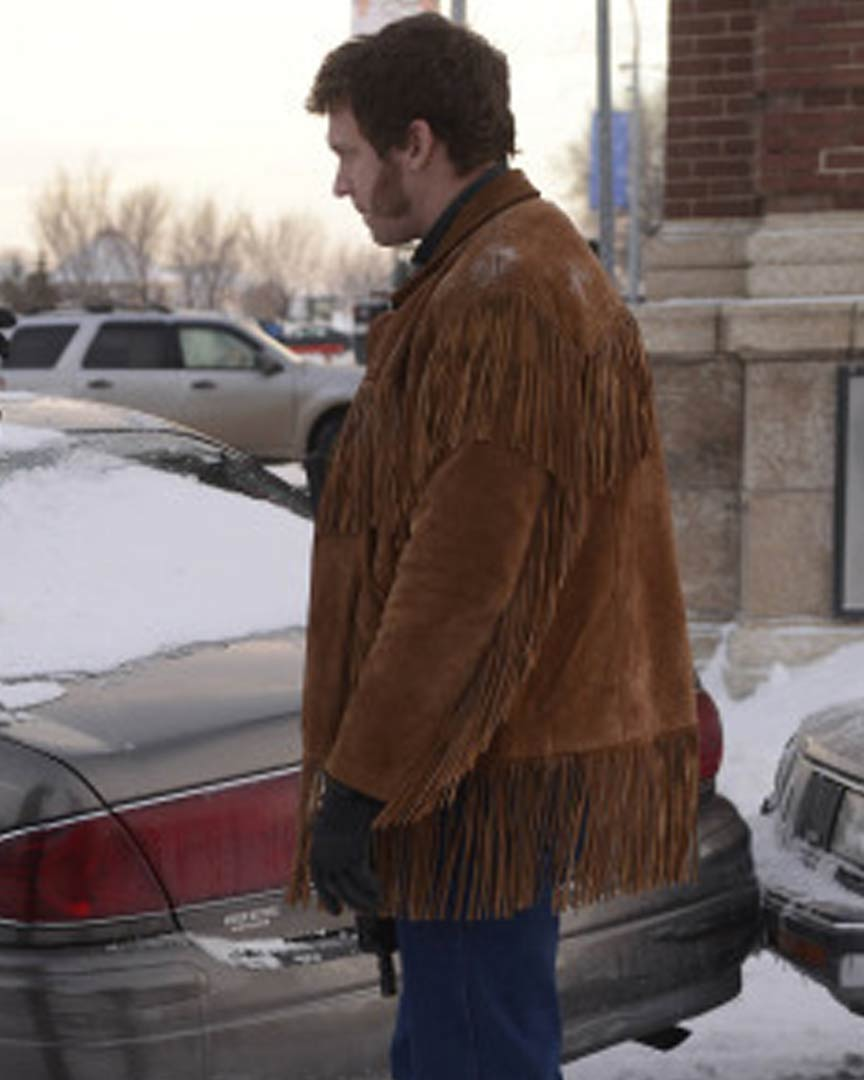 Russell Harvard Fargo Mr. Wrench Fringe Jacket
