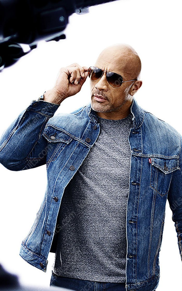 Fast And Furious Presents Hobbs And Shaw Jacket