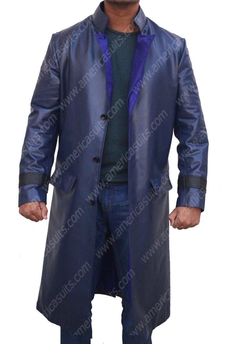 Glass Samuel Jackson Coat