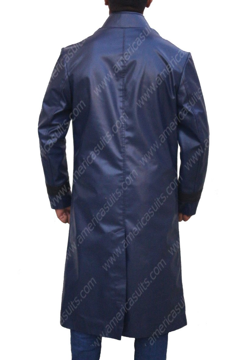 Samuel Jackson Coat