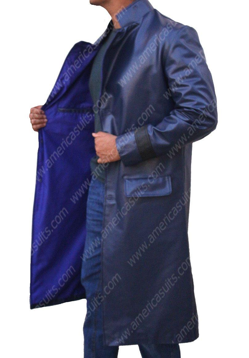 Samuel Jackson Trench Coat