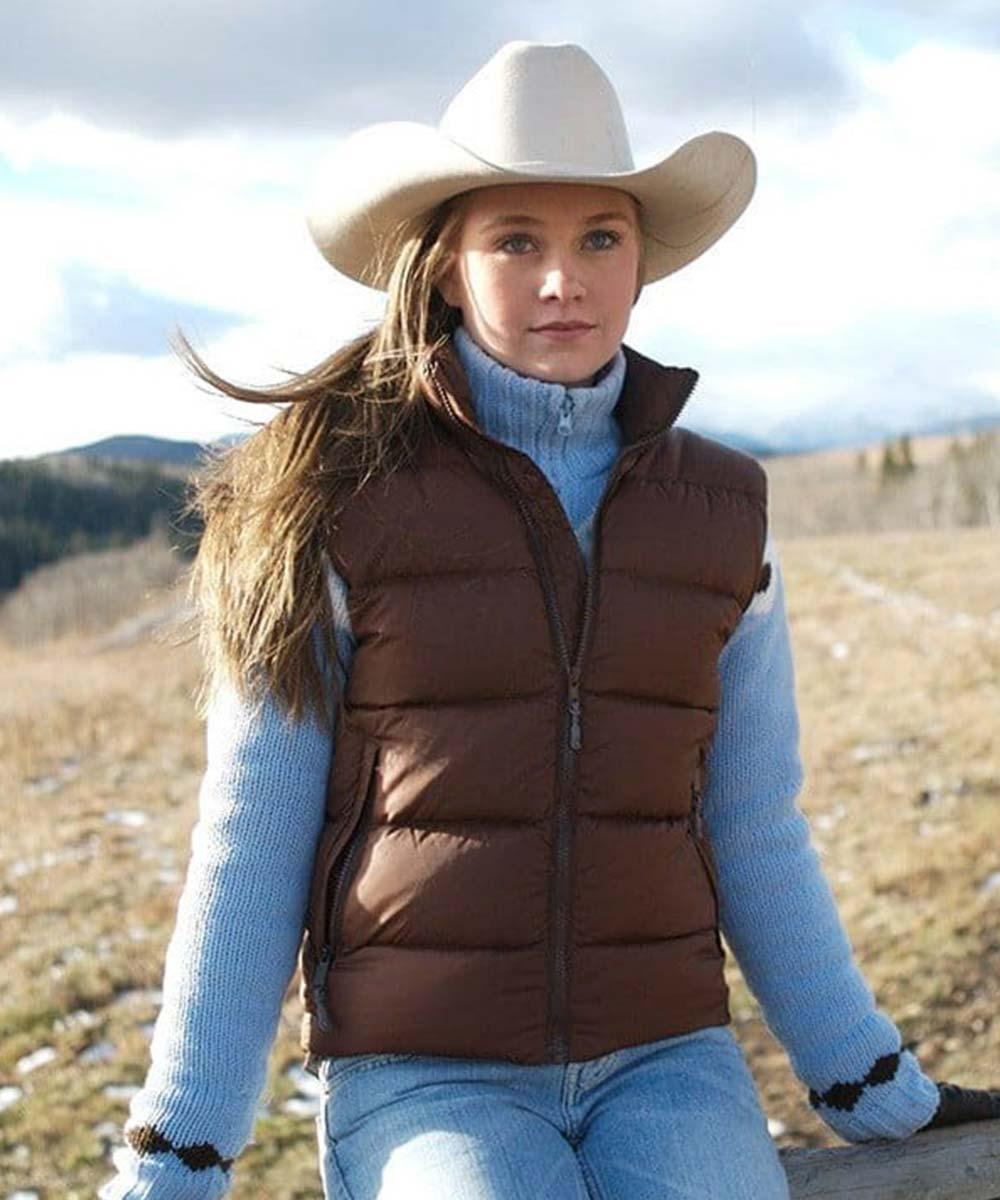 Heartland-Amy-Fleming-Puffer-Vest
