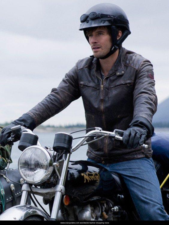 Heartland Graham Wardle Leather Jacket