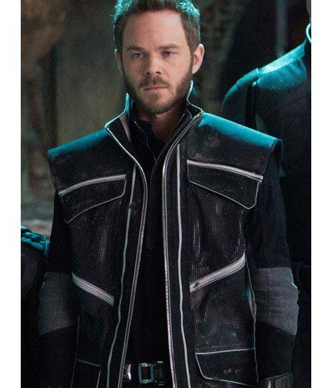 Iceman Leather Costume