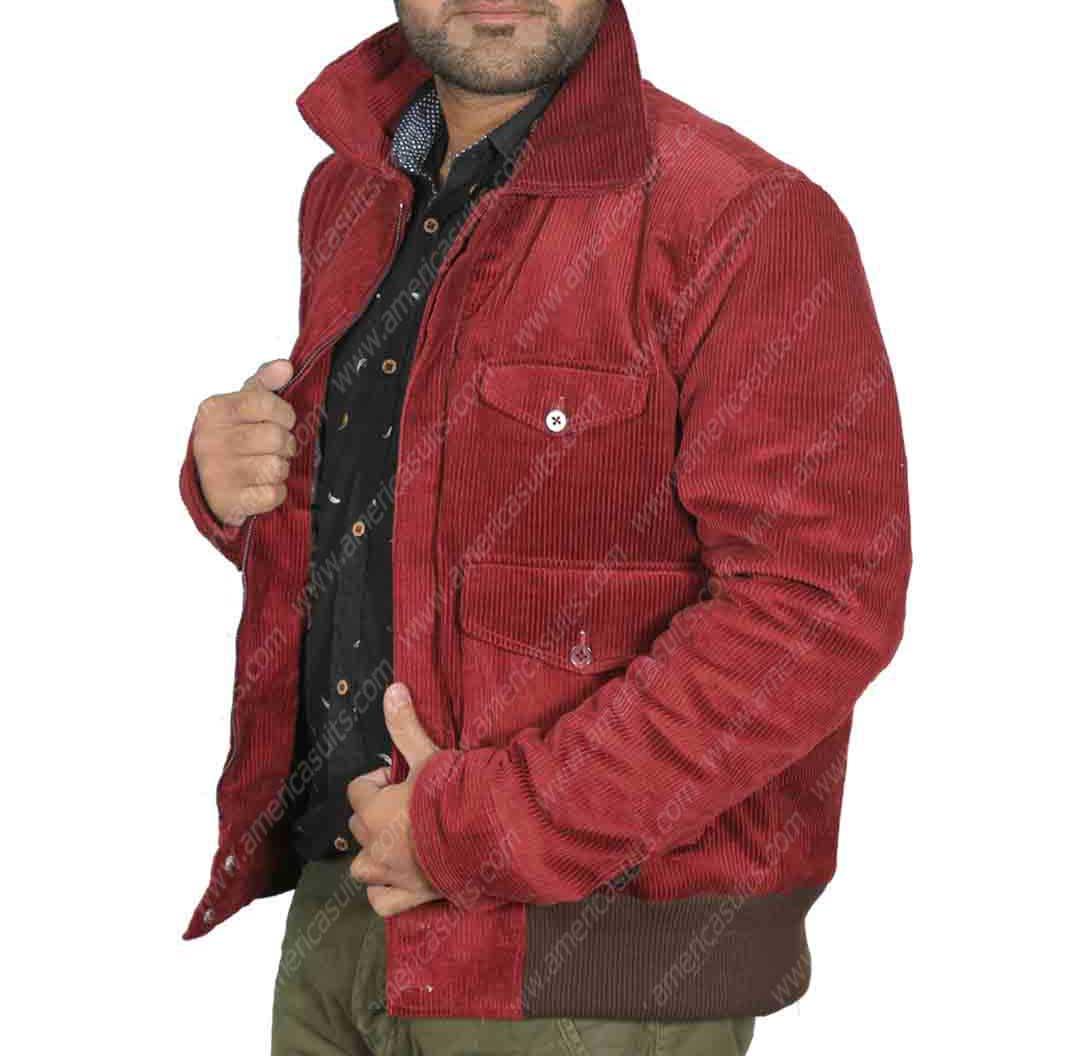 Jack Nicholson The Shining Movie Red Jacket