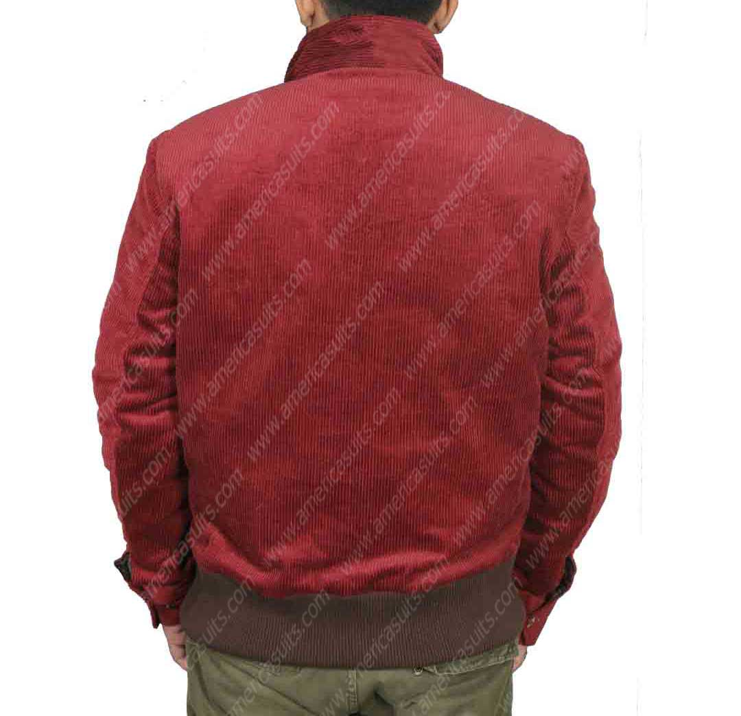 The Shining Movie Red Jacket