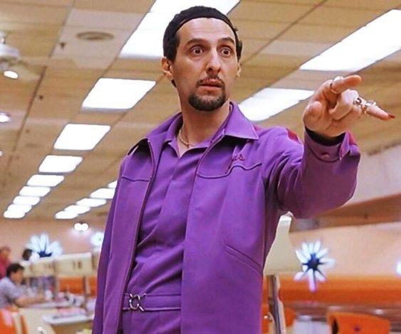 The-Jesus Rolls Turturro Purple Jacket
