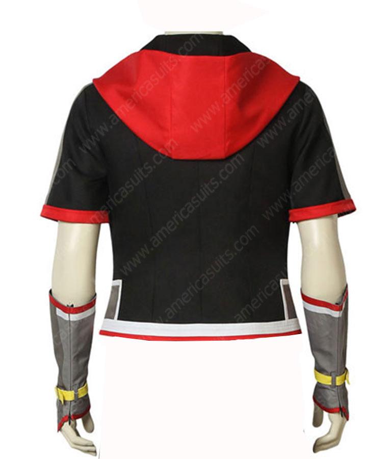 Kingdom Hearts 3 Sora Jacket