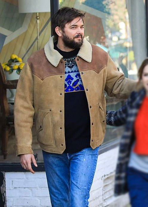 Love Life Nick Thune Brown Jacket