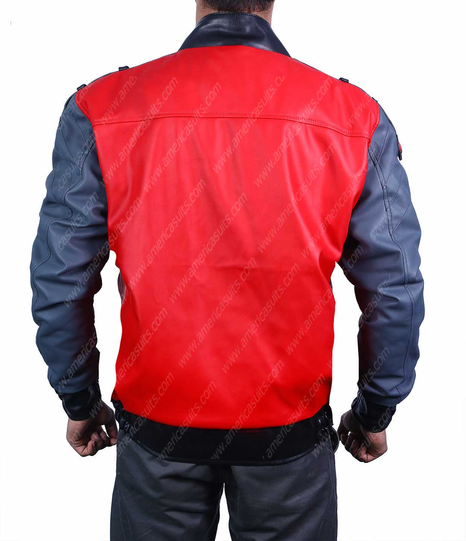 Back To The Future Jacket Marty Mc Fly Jacket