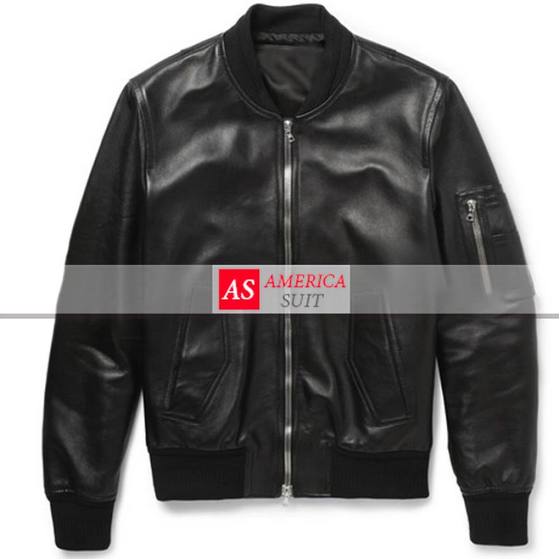 men-elegant-black-leather-jacket