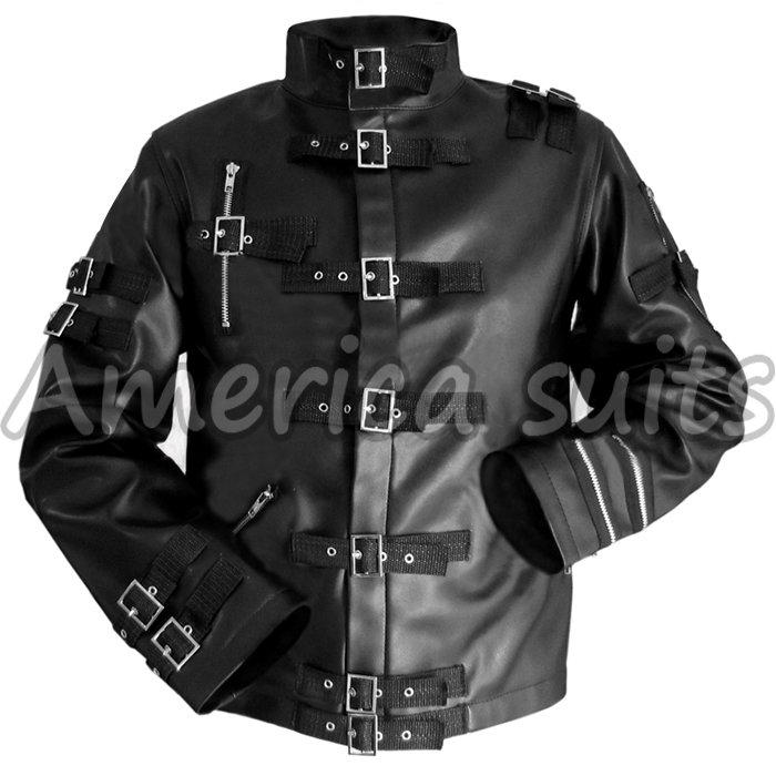 MJ Leather Jacket