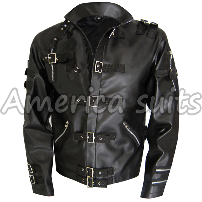Micheal Jackson Leather Jackets