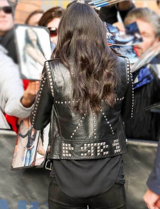 Letty Ortiz Fast And Furious 9 Studs Jacket